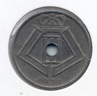 LEOPOLD III * 25 Cent 1938 Vlaams/frans * Nr 8133 - 1934-1945: Leopold III