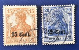 ALLEMAGNE GERMANY ALEMANIA DEUTSCHES Reich, BELGIEN, COLLECTION (LOT 1) - Zone Belge