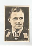 MAJOR JOACHIM MUNCHENBERG 240 (III E REICH) TRAGER DES EICHENLAUBS MIT SCHWERTERN ZUM RITTERKREUZ DES EISERNEN KREUZES - Guerra 1939-45