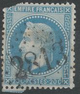 Lot N°43823  N°29B, Oblit GC 2813 Périgueux, Dordogne (23) - 1863-1870 Napoleon III With Laurels