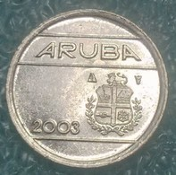 Aruba 5 Cents, 2003 - Monnaies