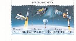 Europa Cept, Schweden, H-Blatt 186** (K 3157 ) - 1991