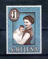 1961 Sainte-Helene Yv. N.154 MNH ** - Saint Helena Island