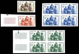N°1063, St Yves De Tréguier, 10 Exemplaires TB  Qualité: **  Cote: 300 Euros - Probedrucke