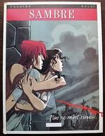 BD SAMBRE - 1 - Plus Ne M'est Rien - Rééd. 1986 Caractère - Sambre