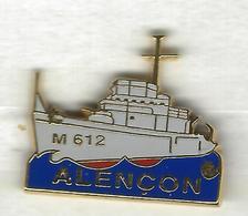 DRAGUEUR ALENÇON - MARINE NATIONALE - Boats
