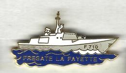 Frégate LA FAYETTE - MARINE NATIONALE - Boats