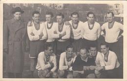 SPORTMANNSCHAFT Fussball? Fotokarte 1940? - Fussball