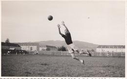 FUSSBALL Fotokarte 1940? - Fussball