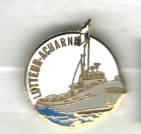 Remorqueusr LUTTEUR Et ACHARNÉ - MARINE NATIONALE - Boats