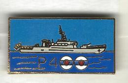 PATROUILLEUR P 400 - MARINE NATIONALE - Boats