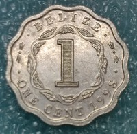 Belize 1 Cent, 1998 - Belize