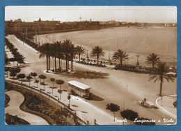 LIBYA LIBIA TRIPOLI LUNGOMARE E VIALE 1939 NON VG. - Libia