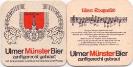 #D213-090 Viltje Ulmer Münster - Sous-bocks