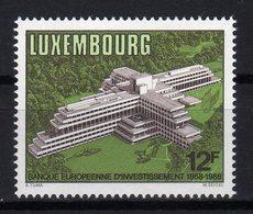 Luxembourg 1988 Banque Europeenne D'Investissement MNH - Idee Europee