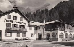 PIAN DI GARDENA-BOZEN-BOLZANO-ALBERGO=ALPINO=-CARTOLINA VERA FOTOGRAFIA-ANNO 1950-55 - Bolzano