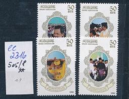 Brunei Nr. 505-8  **   ( Ee2316  ) Siehe Scan - Brunei (1984-...)