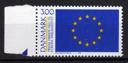 Danmark 1989 EUROPEAN PARLIAMENT ELECTIONS 3eme élection Du Parlement Européen MNH - Idee Europee