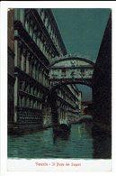 CPA - Carte Postale - ITALIE- Venezia - Il Ponte Dei Sospiri -  S1062 - Venezia