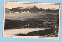 Austria Carinzia Velden See Lago - Ossiachersee-Orte