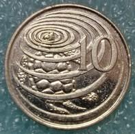 Cayman Islands 10 Cents, 2005 -0692 - Kaimaninseln