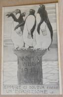MONDOSORPRESA ROMA 1911, EPPURE CI DOVEVA ESSERE UN ESPOSIZIONE, ILLUSTRATA MANCA, NON VIAGGIATA - Mostre, Esposizioni