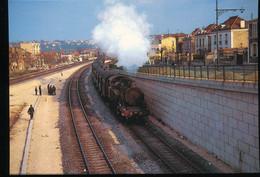 Saint Maur Des Fosses -- Locomotive 141 TB 422 - Trains