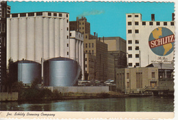 JOS SCHLITZ BREVING COMPANY  MILWAUKEE WSCONSIN - Milwaukee