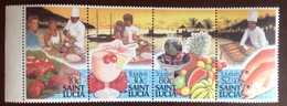 St Lucia 1988 Tourism MNH - St.Lucia (1979-...)