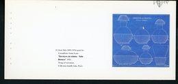 "CARTE PUB 12,5 X 27,5  - ""GARNITURE DE TOILETTE - TAILLE BISEAUX"", JEAN SALA - Unclassified"