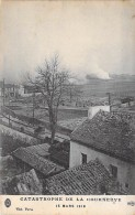 EVENEMENTS - CATASTROPHE De La COURNEUVE 15/03/1918 - CPA (7 Sur 7)  Seine St Denis (93) - Rampen