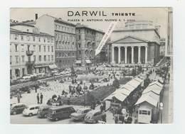 TRIESTE Piazza S. Antonio Nuovo 4, I Piano DARWIL Export Import - Trieste