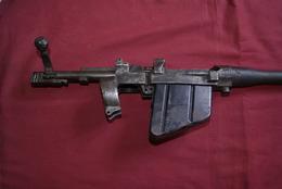 Canon  De  Enfield Demilitariser Par Le Temp. - Decorative Weapons