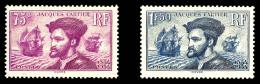 N°296/97, Paire Cartier, TB  Qualité: **  Cote: 300 Euros - Nuovi