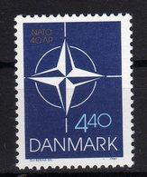 Danmark 1989 NATO OTAN MNH - Idee Europee