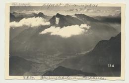 AK  Blick Vom Hochkalter Auf Hintersee Gebiet 1934 - Deutschland