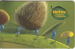 "ARGENTINA(chip) - Disney/A Bug""s Life 2, Telefonica Telecard(F 135), 10/98, Used - Argentina"