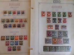 Pologne/Gouvernement Général Collection Complète YT N° 1/136, Service 1/36 Et Taxe 1/4. B/TB. A Saisir! - General Government