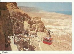 POSTAL ISRAEL MASADA TELEFERICO CABLEWAY - Israel