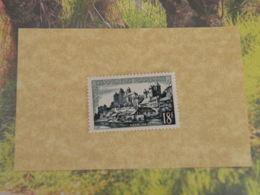 Timbres Neuf 1955 > N°1040 - Y&T - Uzerche (Limousin) - Coté 1€ - France