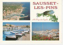 CP.......13   BOUCHES  DU  RHONE....SAUSSET   LES  PINS..... - France