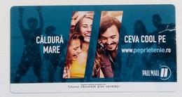 ROMANIA-CIGARETTES  CARD,NOT GOOD SHAPE-0.83 X 0.43 CM - Tabac (objets Liés)