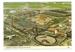 FLUGHAFEN / AIRPORT - London Heathrow From The Air - Aerodrome
