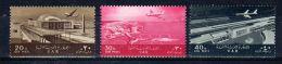18.3.1963; Luftpost; Mi-Nr. 692 - 694, Postfrisch, Los  49920 - Poste Aérienne