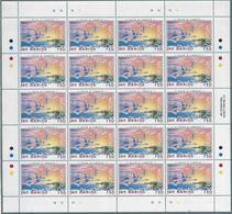 1995 Europa C.E.P.T., Minifogli San Marino, Serie Completa Nuova (**) - Europa-CEPT