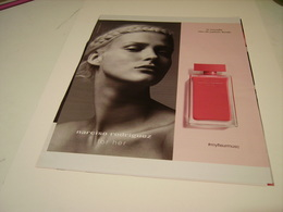 PUBLICITE AFFICHE PARFUM  FOR HER DE NARCISO 2016 - Other