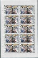 1995 Europa C.E.P.T., Minifoglio Slovacchia, Serie Completa Nuova (**) - Europa-CEPT