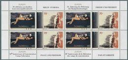 1995 Europa C.E.P.T., Minifoglio Slovenia, Serie Completa Nuova (**) - Europa-CEPT