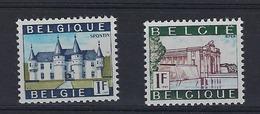1423PH/24PH** : Ypres Et Spontin : Papier Phosphorescent à 10% Du COB !! - Unused Stamps