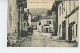 MONTREAL - Grande Rue - Francia